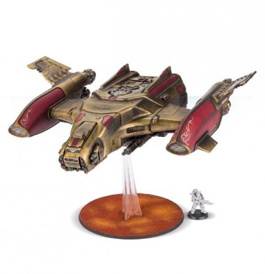 LEGIO CUSTODES ORION ASSAULT DROPSHIP (ALT)