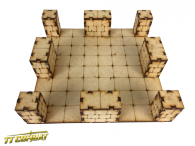 Large Deluxe Dungeon Section 2