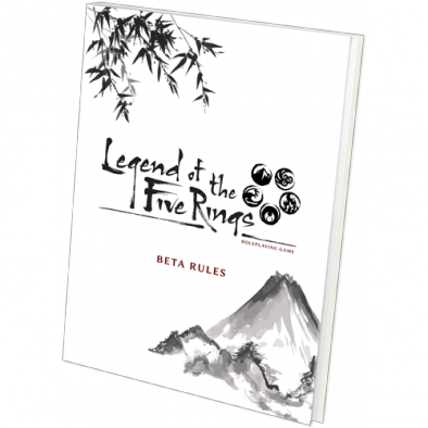 Legend of the Five Rings Rulebook