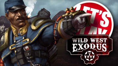 Let's Play: Wild West Exodus - Expanded Stake a Claim Scenario