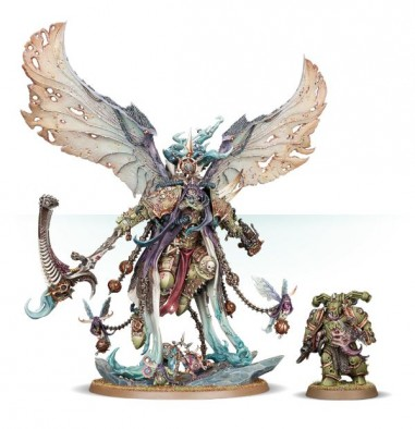 Mortarion (Scale)