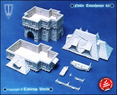 Noble Townhouse (Components)