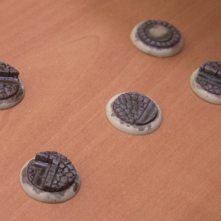 Watch Out For A Quick Cobblestone Base Painting Tutorial