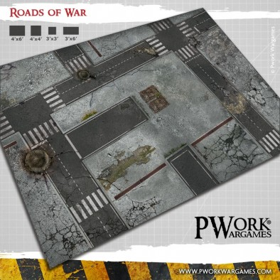 Roads Of War