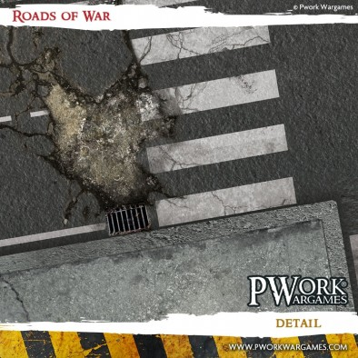 Roads Of War Details #1