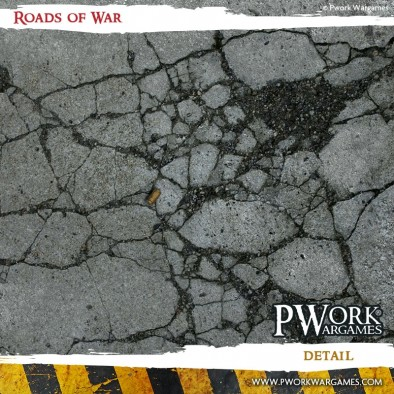Roads Of War Details #2