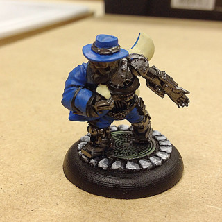 Speed Painting Away With Gaz – Quick Brushwork Chap!