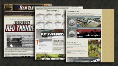 Team Yankee Firestorm Red Thunder Campaign Homepage