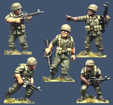 US Soldiers #1