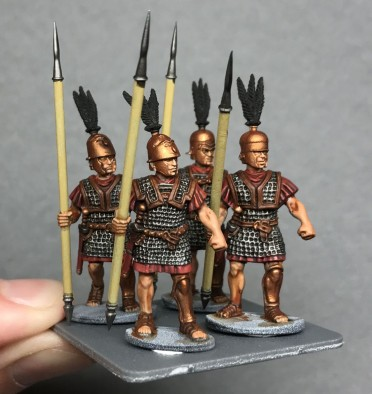 Victrix Spearmen