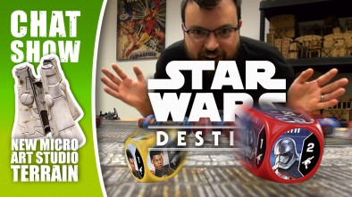 Weekender: Micro Art Studio's Cool Kickstarter & We've Started Playing Star Wars Destiny!