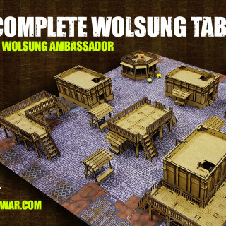 Win A Complete Wolsung Table By Becoming A Wolsung Ambassador