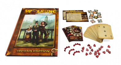 Wolsung Boot Camp Bundle (Rules & Tokens)