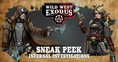 Infernal Investigators