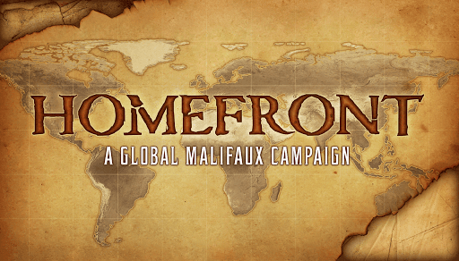 Wyrd Launches Global Malifaux Campaign Homefront October 2nd