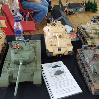 RC Tanks! Are You Jealous John?