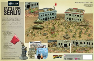 Battle For Berlin (Contents)