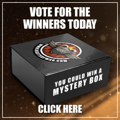 Beasts Of War 3rd Annual Awards -Vote for the Winners