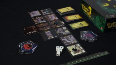 Betrayal At House On The Hill Layout