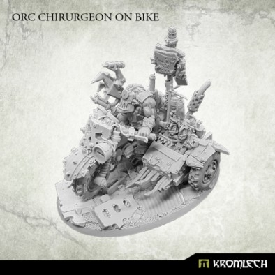 Chirurgeon on Bike