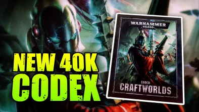 Warhammer 40,000: Aeldari Craftworlds Codex