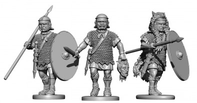 Early Imperial Roman Auxilliaries 1