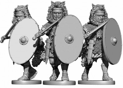 Early Imperial Roman Auxilliaries 2