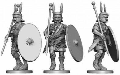 Early Imperial Roman Auxilliaries 3