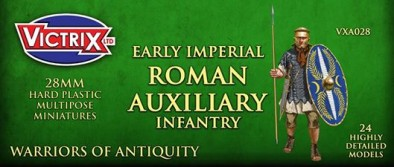 Early Imperial Roman Auxillaries