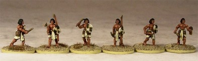 Egyptians 15mm