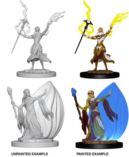 New Adventuring D&D + Pathfinder Miniatures Available From