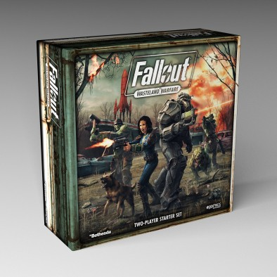 Fallout Two Player Starter Set