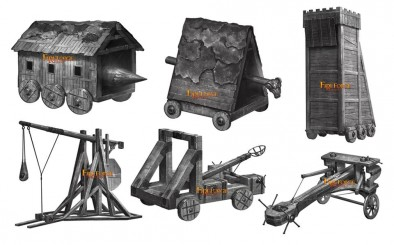 FireForge Siege Equipment