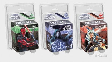 New Imperial Assault Characters