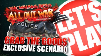Let's Play: The Walking Dead - EXCLUSIVE Grab The Goods Scenario