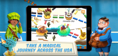 Ticket To Ride First Journey Ipad