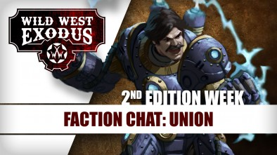 Wild West Exodus Week: The Union Faction Guide