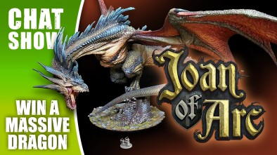 Weekender: Win An Epic Joan Of Arc Dragon & Resident Evil 2 Exclusive News