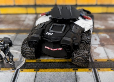 15mm Arbitrator 6×6 Advanced Support Vehicle #2