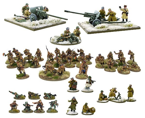 16ecf731c94d7 Bolt Action Gets New Soviet HQ In Winter Theme – OnTableTop – Home ...