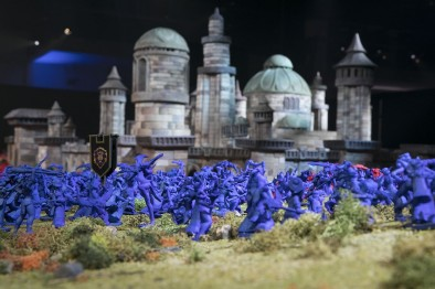 Battle for Azeroth WoW Blizzcon Diorama
