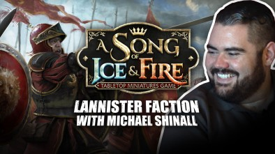 A Song of Ice & Fire: Lannister Army tactics with Michael Shinall