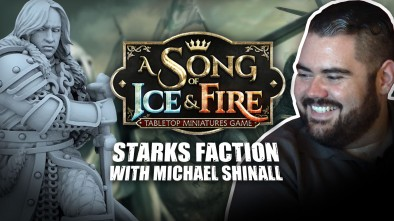 A Song of Ice and Fire: Starks Army with Michael Shinall
