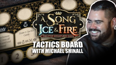 A Song of Fire & Ice: The Planning Effects of the Tactics Board