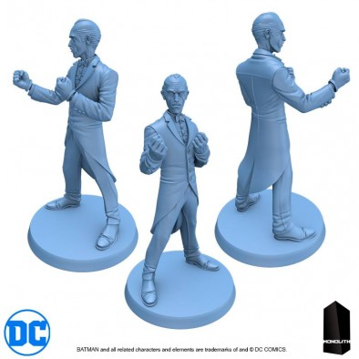Alfred Pennyworth - Batman Monolith
