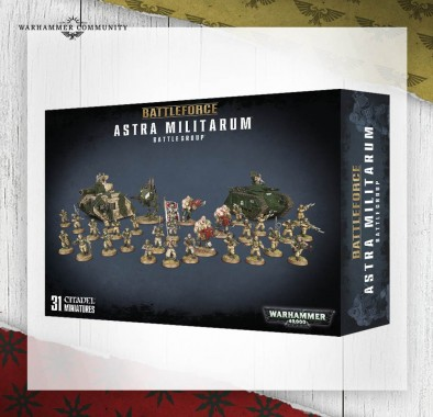 Astra Militarum Battleforce