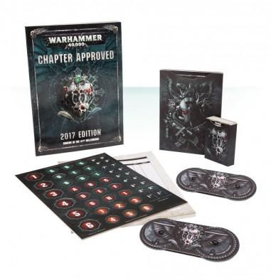 Chapter Approved 2017 Limited Edition