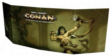Conan GM Screen