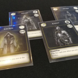 Dark Souls: The Card Game First Look