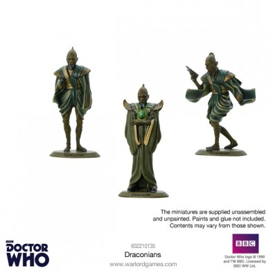 Doctor Who Draconians